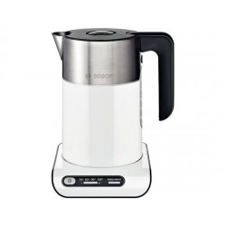 Bosch TWK8611P electric kettle 1.5 L Anthracite,Stainless steel,White 2400 W