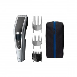Philips 5000 series HC5630/15 hair trimmers/clipper Black, Silver
