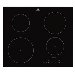 Electrolux EHH6240ISK Black Built-in Zone induction hob 4 zone(s)