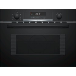 Bosch Serie 6 CMA585MB0 microwave Built-in Combination microwave 44 L 900 W Black