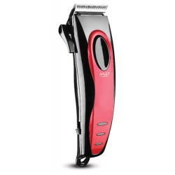 Adler AD 2825 hair trimmers/clipper Black,Red