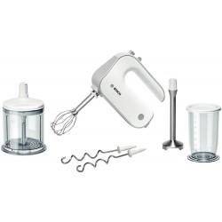Bosch MFQ4080 mixer Hand mixer Silver,White 500 W