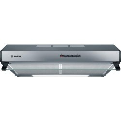 Bosch DUL63CC50 cooker hood 350 m³/h Wall-mounted Stainless steel D