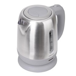 Adler CR 1278 electric kettle 1.2 L Grey,Stainless steel 1630 W